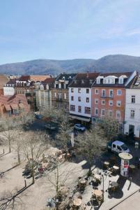A bird's-eye view of Rafaela Hotel Heidelberg