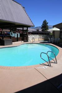 The swimming pool at or near Bard's Inn Hotel