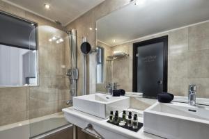 A bathroom at Lesante Classic, a member of Preferred Hotels & Resorts