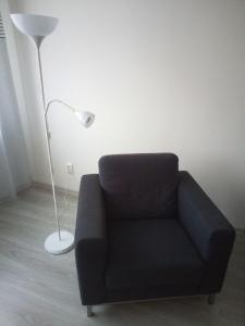 Posedenie v ubytovaní Dvojizbový byt, Levice