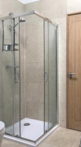 A bathroom at The Acorns