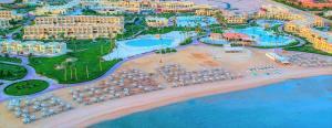 منظر Cleopatra Luxury Resort Makadi Bay من الأعلى