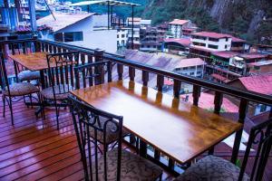Balcon ou terrasse dans l'établissement Gringo Bill's Boutique Hotel