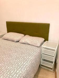 Cama o camas de una habitación en Mira el Sol