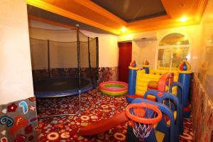 Clube infantil em Abahi Apartment