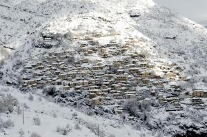 Lakmos during the winter