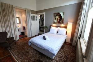 A bed or beds in a room at Bed and Breakfast Juliana