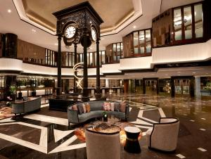 A restaurant or other place to eat at Orchard Hotel Singapore (SG Clean)