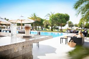 The swimming pool at or near ROBINSON QUINTA DA RIA - All Inclusive