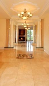 The lobby or reception area at ABC Accommodation - Rosebud