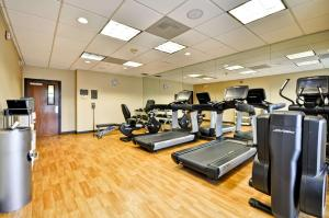 The fitness center and/or fitness facilities at Hyatt Place Albuquerque Uptown