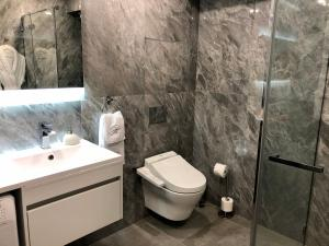 Un baño de ReMarka Hotels on Stolyarniy