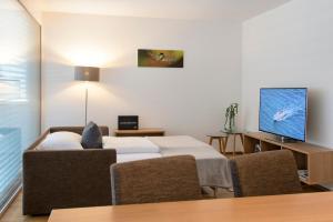 TV/Unterhaltungsangebot in der Unterkunft Relaxed Urban Living - Aparthotel und Boardinghouse