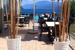 Balcone o terrazza di Camping Villaggio San Giorgio Vacanze