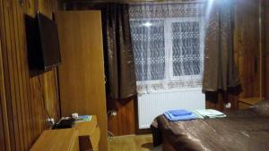 A television and/or entertainment center at Rosinka