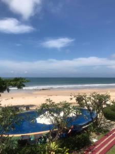 A view of the pool at Maya Koh Lanta Resort or nearby