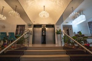 Vstupní hala nebo recepce v ubytování Myo Hotel Wenceslas
