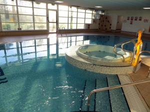 The swimming pool at or close to The Waterside