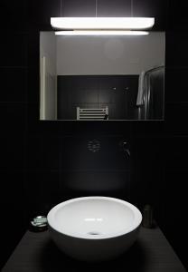 Ванная комната в Albergo Bargino