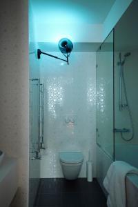 A bathroom at B&B Gregorius