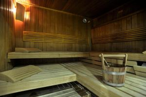 Spa and/or other wellness facilities at Olymp Munich