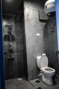 Ванная комната в Marina Square Hostel