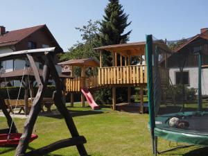 Children's play area at Birkholmhof