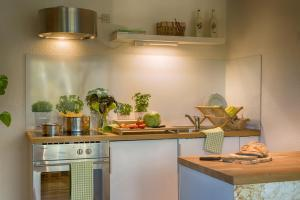 Küche/Küchenzeile in der Unterkunft Hochschwarzwald Ferienwohnung