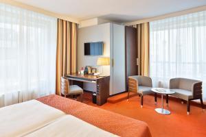 TV/Unterhaltungsangebot in der Unterkunft Austria Trend Hotel Europa Wien