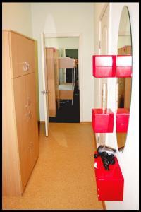 Ванна кімната в Cinema Comfort City Hostel