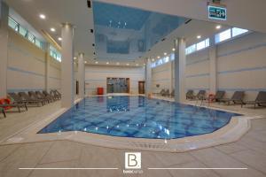 المسبح في فندق بايا بورصة أو بالجوار