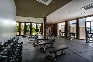 The fitness center and/or fitness facilities at iSanook Resort & Suites Hua Hin - SHA Plus Certified