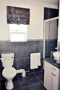 A bathroom at Bokmakierie Gastehuis Emalahleni Pty Ltd