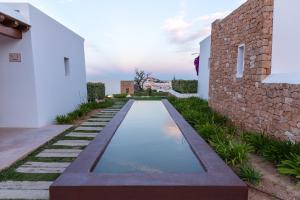 The swimming pool at or near Casa Maca