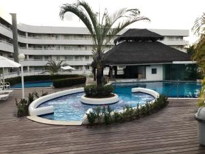 The swimming pool at or close to Blue Marlin Resort