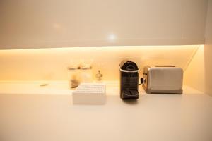 A bathroom at Prince Royal B&B
