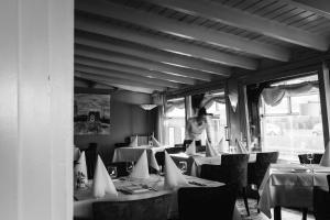 Een restaurant of ander eetgelegenheid bij Hotel Restaurant De Stadsherberg