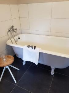 Een badkamer bij Bed and breakfast Mooi Achel