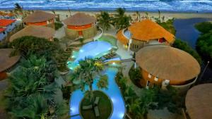 A view of the pool at Balafon Beach Resort or nearby