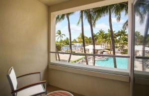 A view of the pool at Casa Marina Key West, A Waldorf Astoria Resort or nearby