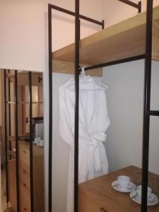 Ein Etagenbett oder Etagenbetten in einem Zimmer der Unterkunft Sugar Hotel