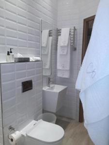 Ein Badezimmer in der Unterkunft Sugar Hotel