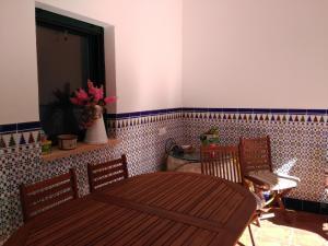 Zona de estar de EL CAPRICHO DE ANDREA,