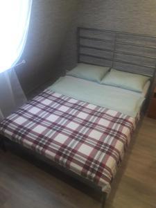 Кровать или кровати в номере Гостиница Острожский Вал