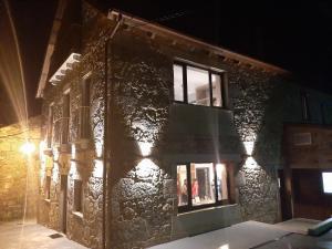 Casa Néboa. during the winter