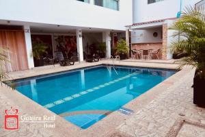 Piscina en o cerca de Hotel Guajira Real