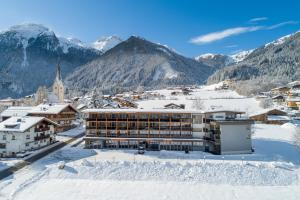 Hotel Krimml im Winter