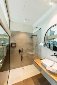 A bathroom at BareFoodGIULIA