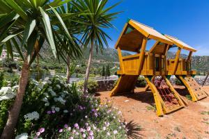 Children's play area at Filion Suites Resort & Spa