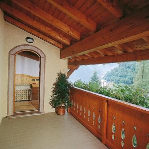 Balcone o terrazza di Albergo Piazzatorre